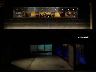 CASA-KARAKARA Rumah Modern Oleh mattch Modern