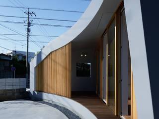 HOUSE H Rumah Modern Oleh mattch Modern