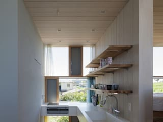 キッチン: ihrmkが手掛けたキッチンです。