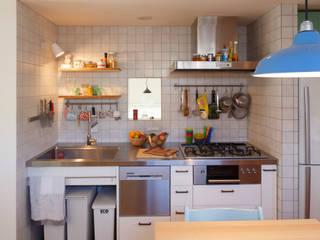 キッチン オリジナルデザインの キッチン の Far East Design Labo オリジナル