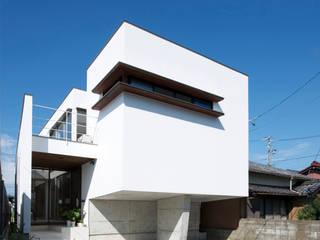 外観2: H建築スタジオが手掛けた家です。,