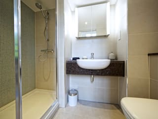 Student Accommodation - SW10 Ceetoo Architects Modern style bathrooms