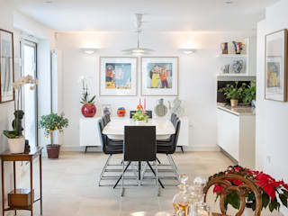 Hawtrey Road, NW3 Cuisine moderne par XUL Architecture Moderne