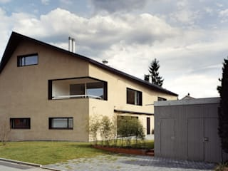 weberbuess Architekten SIA Classic style houses