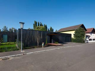 streckhof reloaded zellerndorf: moderne Häuser von franz