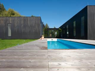 streckhof reloaded zellerndorf: moderner Pool von franz