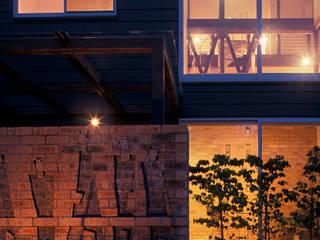 ドイツを望むパッシブハウス: ジェイ石田アソシエイツが手掛けた家です。