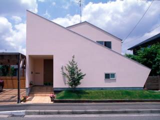 ホルンの奏でる家 オリジナルな 家 の ジェイ石田アソシエイツ オリジナル