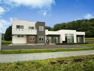IDEAL: 株式会社IDEAL建築設計研究所が手掛けた家です。,