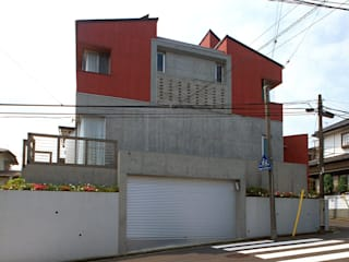 Eclectic style houses by ジェイ石田アソシエイツ Eclectic