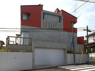 夏到来の家 オリジナルな 家 の ジェイ石田アソシエイツ オリジナル