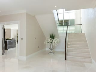 Project 8 Oxshott de Flairlight Designs Ltd Minimalista