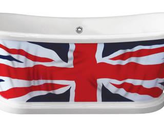 The Flag Bath BC Designs BathroomBathtubs & showers