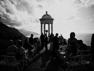 Sillas para eventos Jardines de estilo mediterráneo de GARCIA HERMANOS Mediterráneo