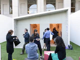SynchronicityMaterials Village, 2014, Triennale di Milano Musei moderni di Matteo Ragni Studio Moderno