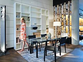 minimum einrichten im stilwerk Minimalist commercial spaces by minimum einrichten GmbH Minimalist