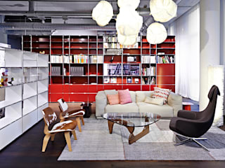 USM Vitra store im stilwerk by minimum einrichten GmbH Minimalist