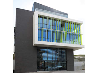 Office buildings by HATIRLI Mimarlık Ltd. Şti.
