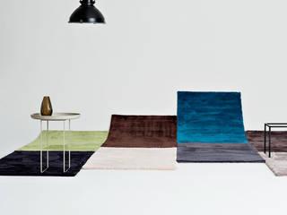 Salas/Recibidores de estilo  por Teppichlust Berlin GmbH