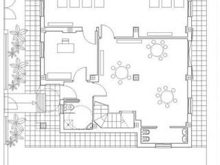 Plano:  de estilo  de AP Arquitecto