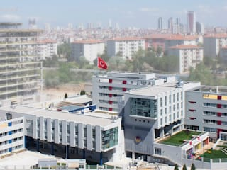 Schools by HATIRLI Mimarlık Ltd. Şti.