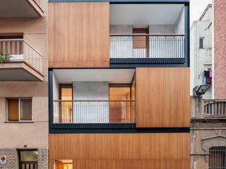 Casa CP Casas de estilo minimalista de Alventosa Morell Arquitectes Minimalista