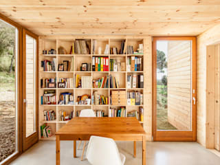 Oficinas de estilo moderno por Alventosa Morell Arquitectes