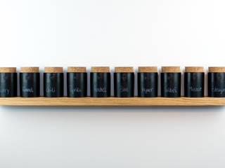 Gewürzregale: modern  von klotzaufklotz,Modern