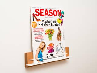Zeitschriftenhalter: modern  von klotzaufklotz,Modern