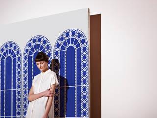 Palladian Wallpaper by CUSTHOM:   by CUSTHOM