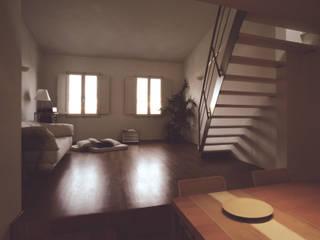 ARCABI ASSOCIATES Modern living room