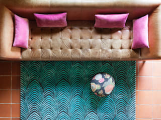 Peacock Wendy Morrison Walls & flooringCarpets & rugs