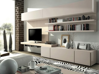 Muebles Madrid decoración Living roomTV stands & cabinets