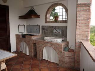حدائق تنفيذ Studio di Progettazione Arch. Tiziana Franchina