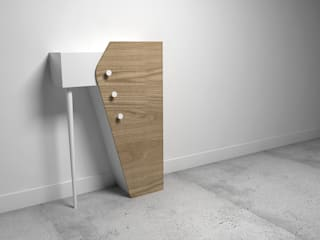 KRY_ Couloir, entrée, escaliersCommodes & étagères