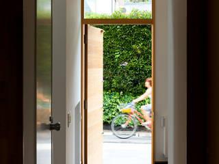望月建築アトリエ Asian style windows & doors