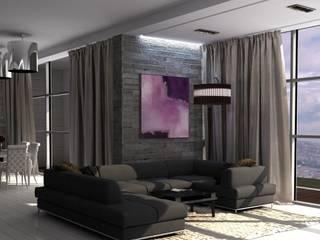 Salon de style  par Quality Metric, Industriel