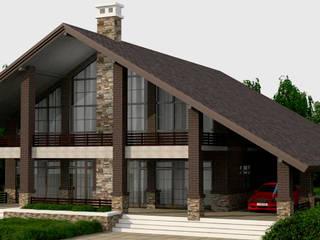 Maisons de style  par Quality Metric, Rustique
