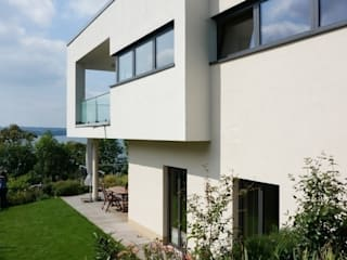 Modern Houses by plan X architekten gmbh Modern