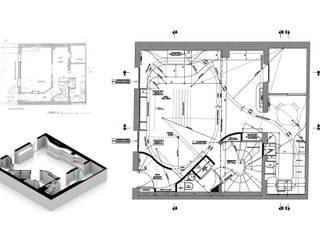 Maison La Villette:  de style  par Paul Le Quernec / Architectes