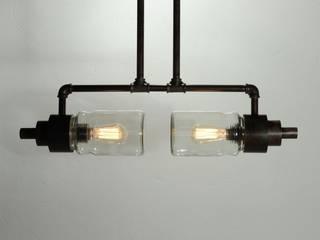 Rotor - Deckenlampe:  Geschäftsräume & Stores von offlight.eu