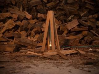 Tipi tafel lamp :   door DesignStudioVandaag