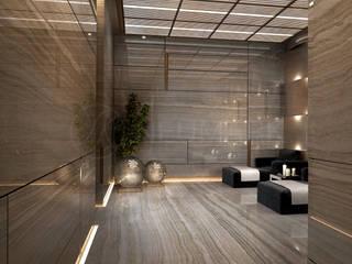 Corridor & hallway by Anton Neumark,