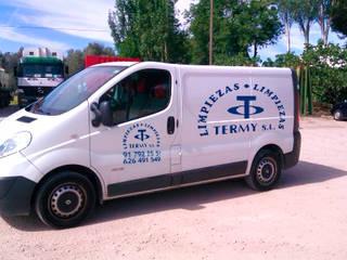 Limpiezas Termy - Empresa de limpieza en Madrid Espacios comerciales de estilo moderno de Limpiezas Termy Moderno