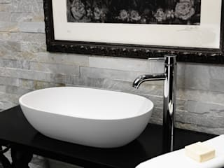 Waters Baths - Elements Stone Basins Waters Baths of Ashbourne BañosLavabos