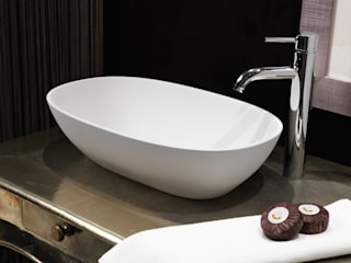 Waters Baths - Elements Stone Basins Waters Baths of Ashbourne Salle de bainLavabos