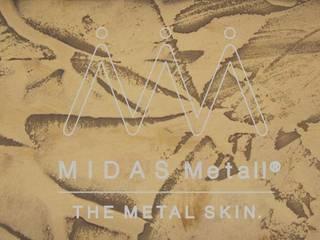 Bronze gespachtelt:   von MIDAS Surfaces GmbH