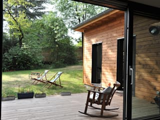 Empreinte Constructions bois Modern Terrace