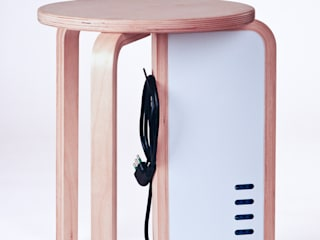 TESLA. The electric stool di Patrick Suriani Scandinavo