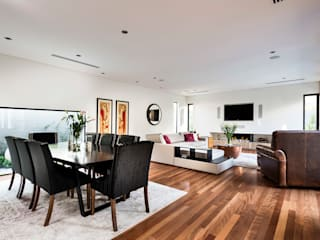 Livings de estilo  por Moda Interiors, Moderno